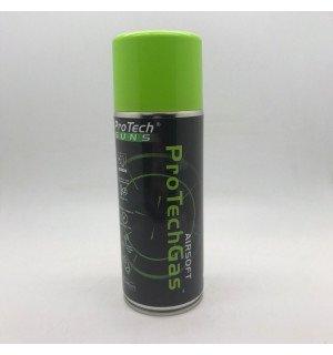 GREEN GAS 520 ml [PRO TECH GUN]