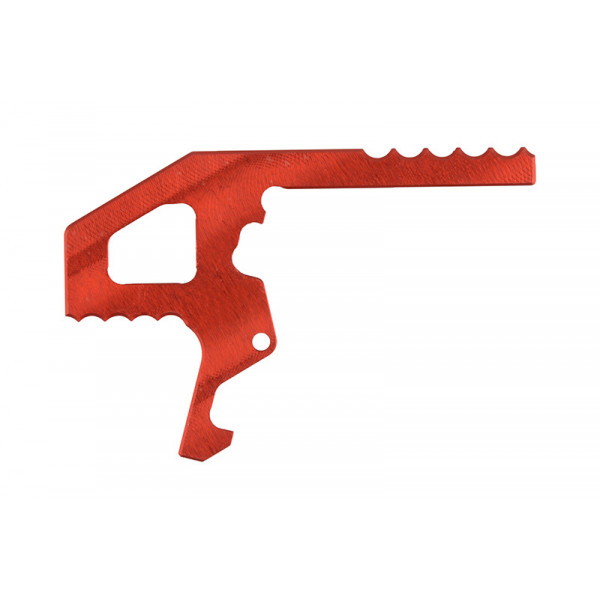 [RETRO ARMS] Enlarged CNC Charging Handle for M4/M16 Replicas - Red