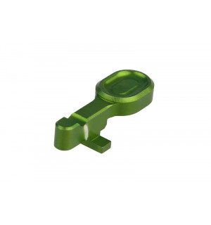 [RETRO ARMS] CNC Bolt-Catch for M4/M16 - Green