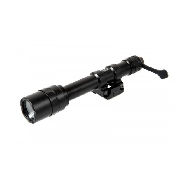 [ELEMENT] Фонарь  SF M600AA Mini Scout Tactical Flashlight - Black
