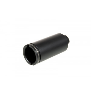 COVERT FLASH 05 MUZZLE BRAKE - BLACK
