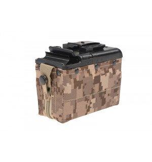 [CLASSIC ARMY] Короб электро-бункерный для пулемета м249 - AOR1