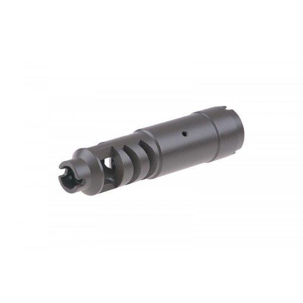[CYMA] DTK01 Steel Flash Hider for AK
