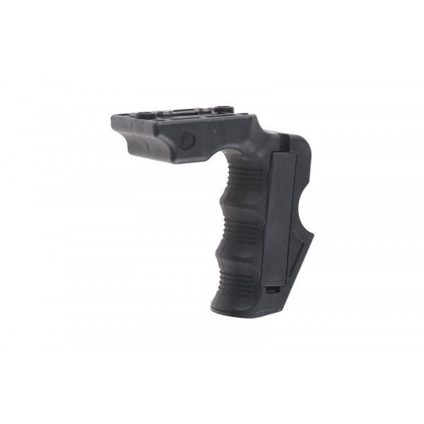 [FMA] KEYMOD Magwell Tactical Forward Grip - Black
