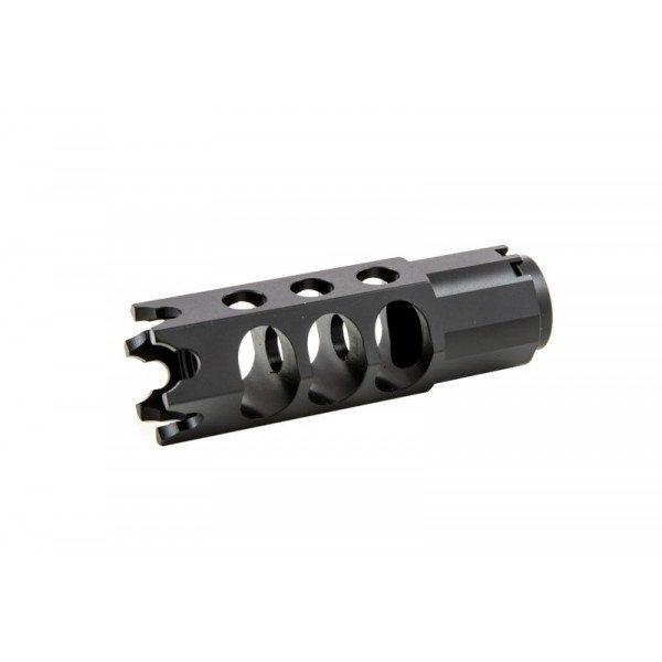 [AE] ДТК для АК AK Covert Flash Hider - Black