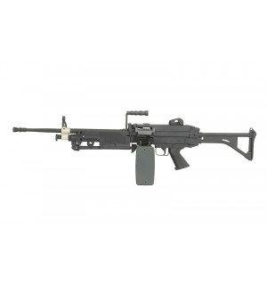 [A&K] M249 MK1 Black