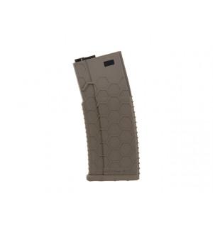 [CASTELLAN] Магазин на 120 шаров MID-CAP для M4/AR-15-Tan