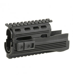 [CYMA]  Upper and Lower Railed Hand Guard for AK. Цевье с RIS АК