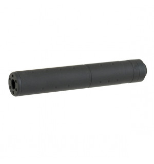 193MM SILENCER - BLACK