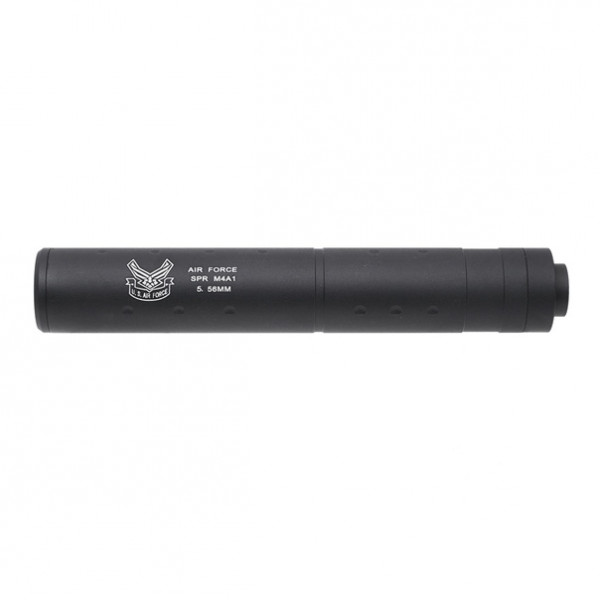 196mm DUMMY SILENCER - AIR FORCE LOGO