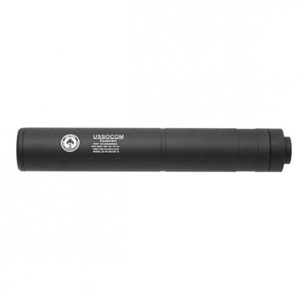 196mm dummy silencer - USSOCOM LOGO