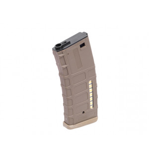 Магазин на 120 шаров MID-CAP для M4/AR-15 Pmag Dark Earth