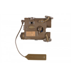 Element AN-PEQ-16A integrated laser module - tan