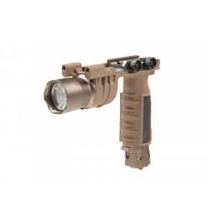 Element M910A Tactical Flashlight (Grip with Flashlight) - Dark Earth