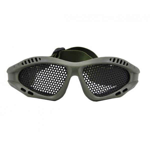 Тактические очки с перфорацией олива