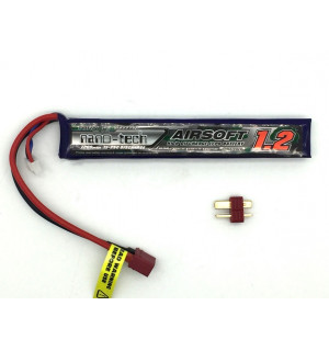Turnigy NANO-TECH 7.4V 1200mAh 15-25C