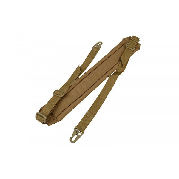Machine gun sling - TAN
