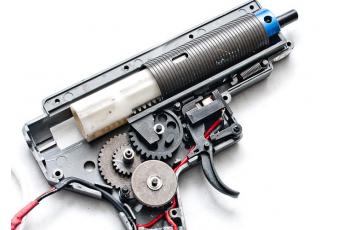 Как работает страйкбольное оружие