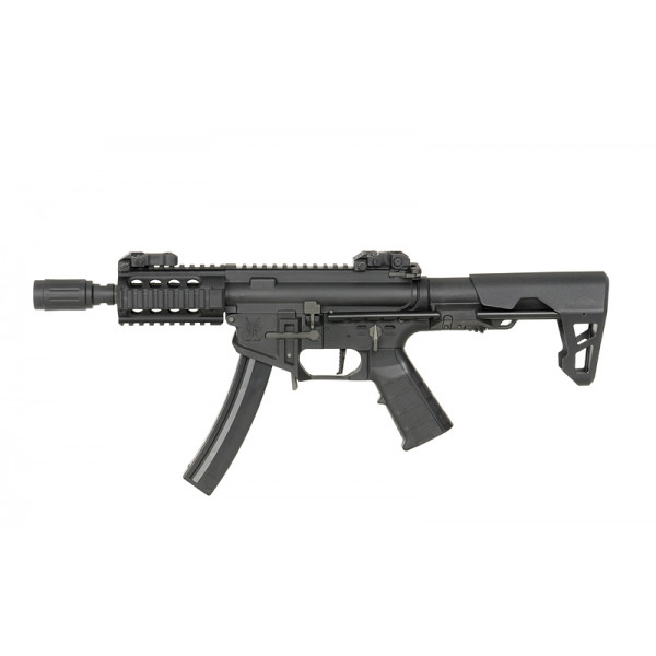 [King Arms] PDW SBR SHORTY - BLACK
