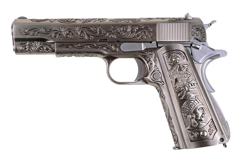 Страйкбольный пистолет TТ WE